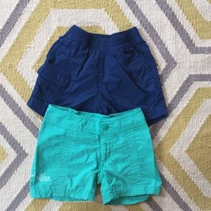 Bundle Little Girl Columbia Shorts